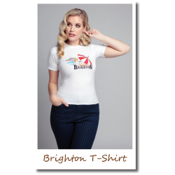Brighton T-Shirt white
