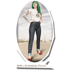 Beth's Rockabilly Denim