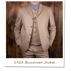 1923 Buccaneer Jacket Pike