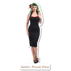 Sadie's Pencil Dress
