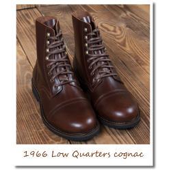 1966 Low Quarters cognac