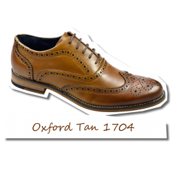 Oxford Tan 1704