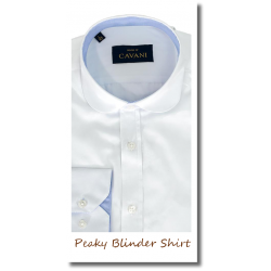 Peaky Blinders Shirt white