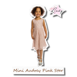 Mini Audrey Children Pink...