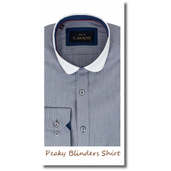 Peaky Blinders Shirt blue