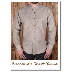 Buccanoy Shirt Yuma brown