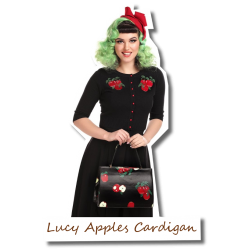 Lucy Apples Cardigan