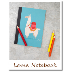 Lama Notebook