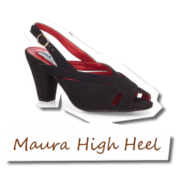 Maura High Heel Black