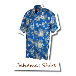 Bahamas Shirt Blue