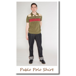 Pablo Sutton Polo Shirt...