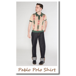 Pablo Marylebone Polo Shirt...