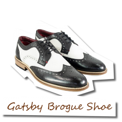 Gatsby Brogue Shoe