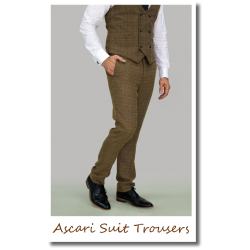 Ascari Suit Trousers