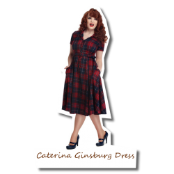 Caterina Ginsburg Dress...