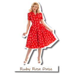 Ruby Rose Swing Dress