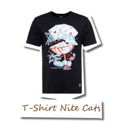 T-Shirt Nite Cats