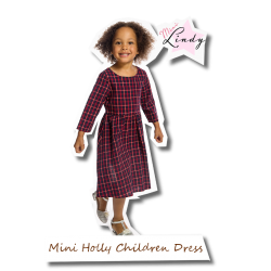 Mini Holly Children Dress