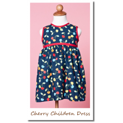 Cherry Children Dress