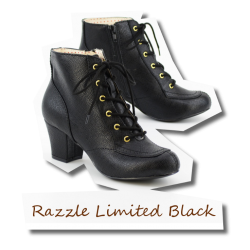 Razzle Limited Black