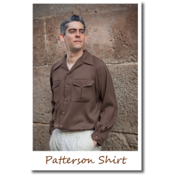 Patterson Shirt brown