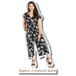 Sagano Jumpsuit black