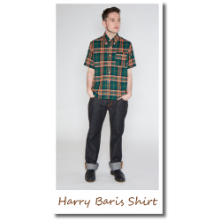 Harry Baris Shirt Green