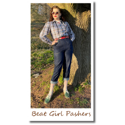 Beat Girl Pedal Pashers