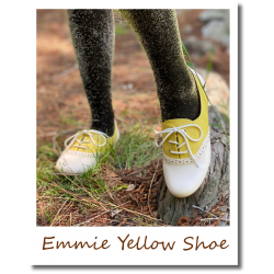 Emmie Yellow Shoes