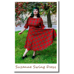 Suzanne Berry Check Swing...